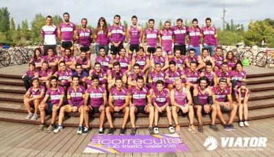 Club Triatló A Corre-cuita: Que No Pare La Marcha