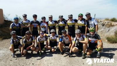 C.D. Almería MTB: Domingos Bajo El Sol (y Sobre La Bici)