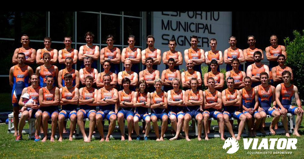 Club Prat Triatlo 1994 Viator