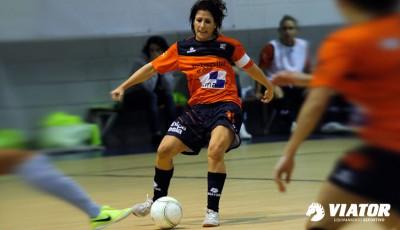 Equipo Femenino De Fútbol Sala De La Universidad De Alicante: Reivindicación A Base De Goles
