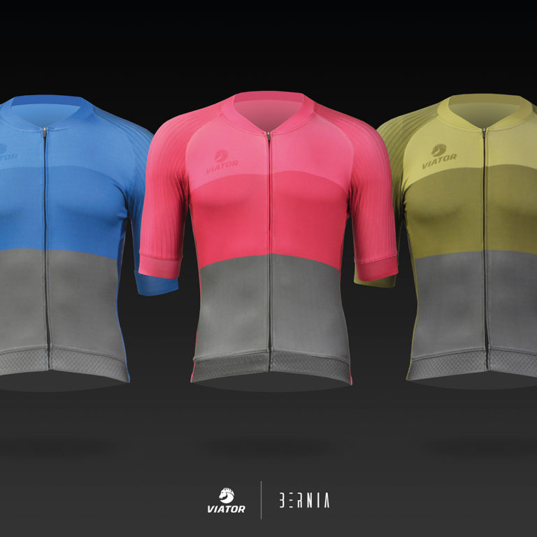 Nuevos maillots Viator Bernia 2020