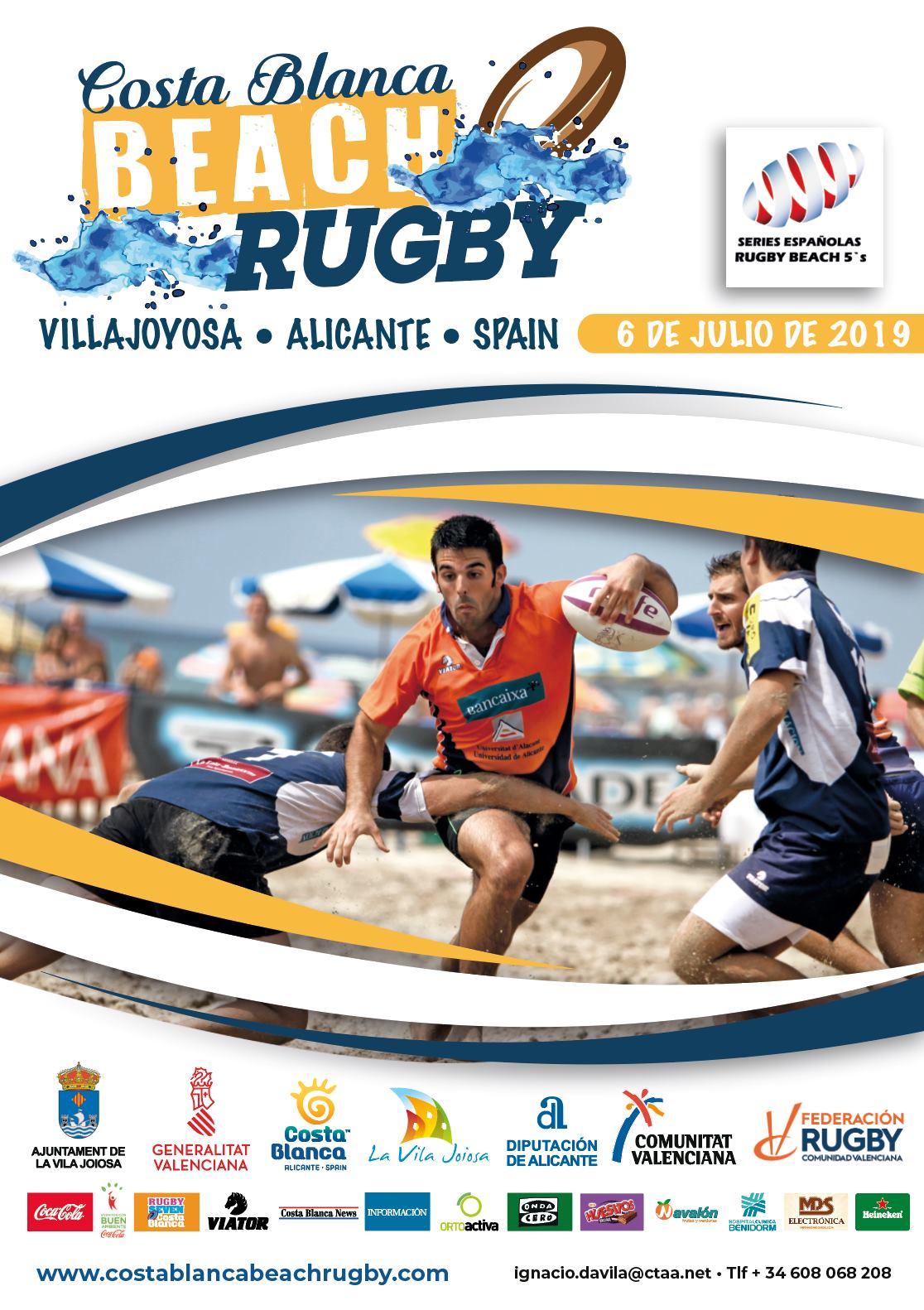 5º Costa Blanca Beach Rugby