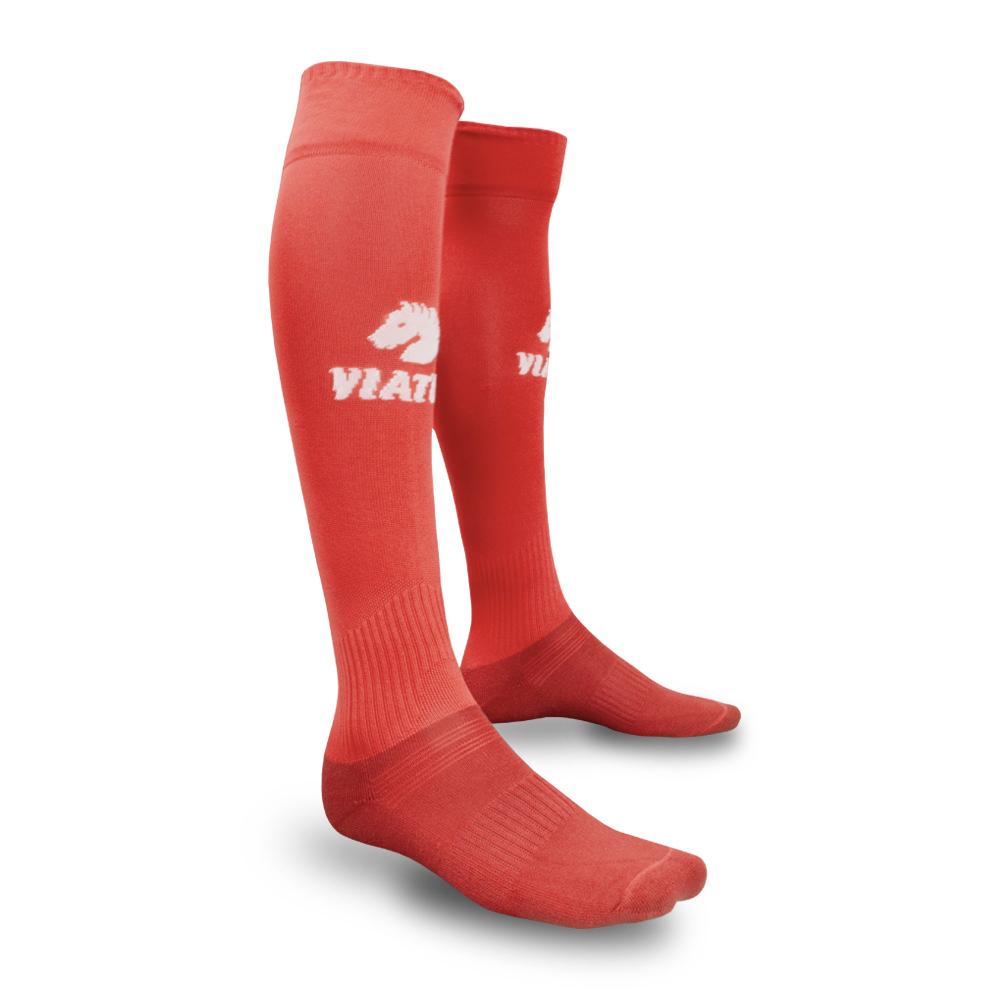 calzas viator rugby rojo
