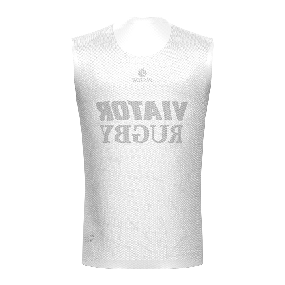 camiseta base layer rugby viator tras