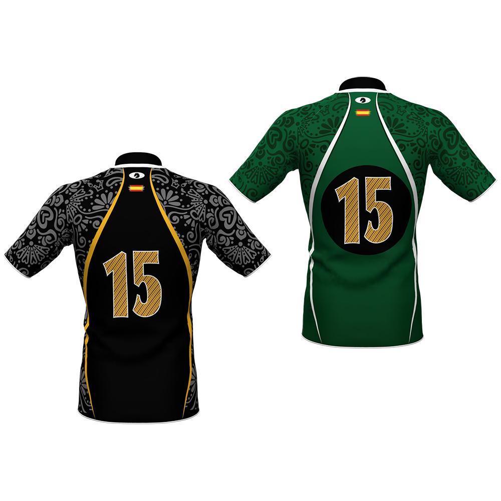 camiseta rugby viator 014 reversible 2