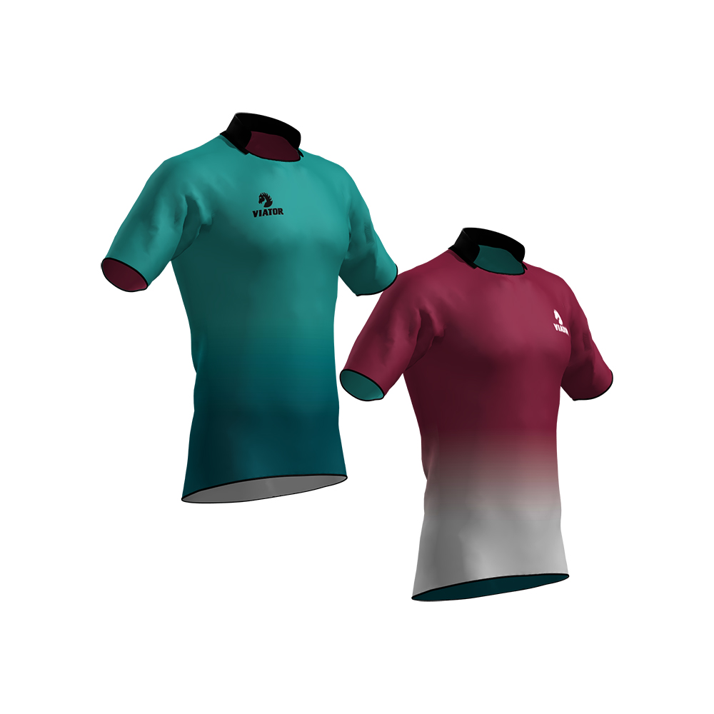 2 camiseta rugby viator 014 reversible 2