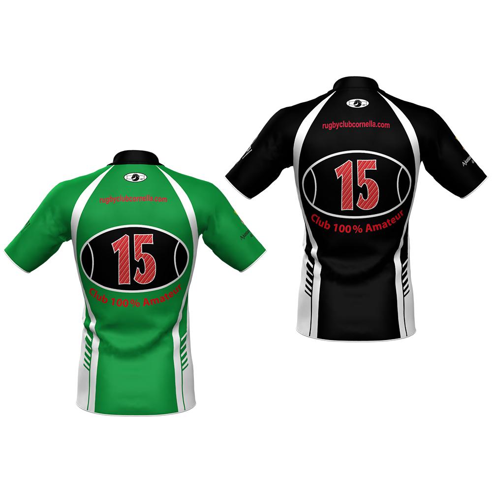 4 camiseta rugby viator 09 reversible 2