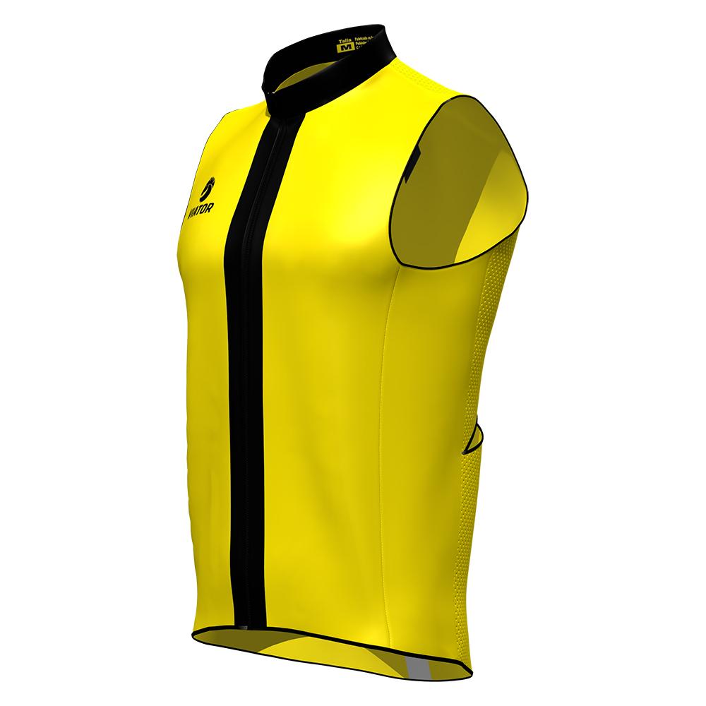Chaleco Viator avantos amarillo 3