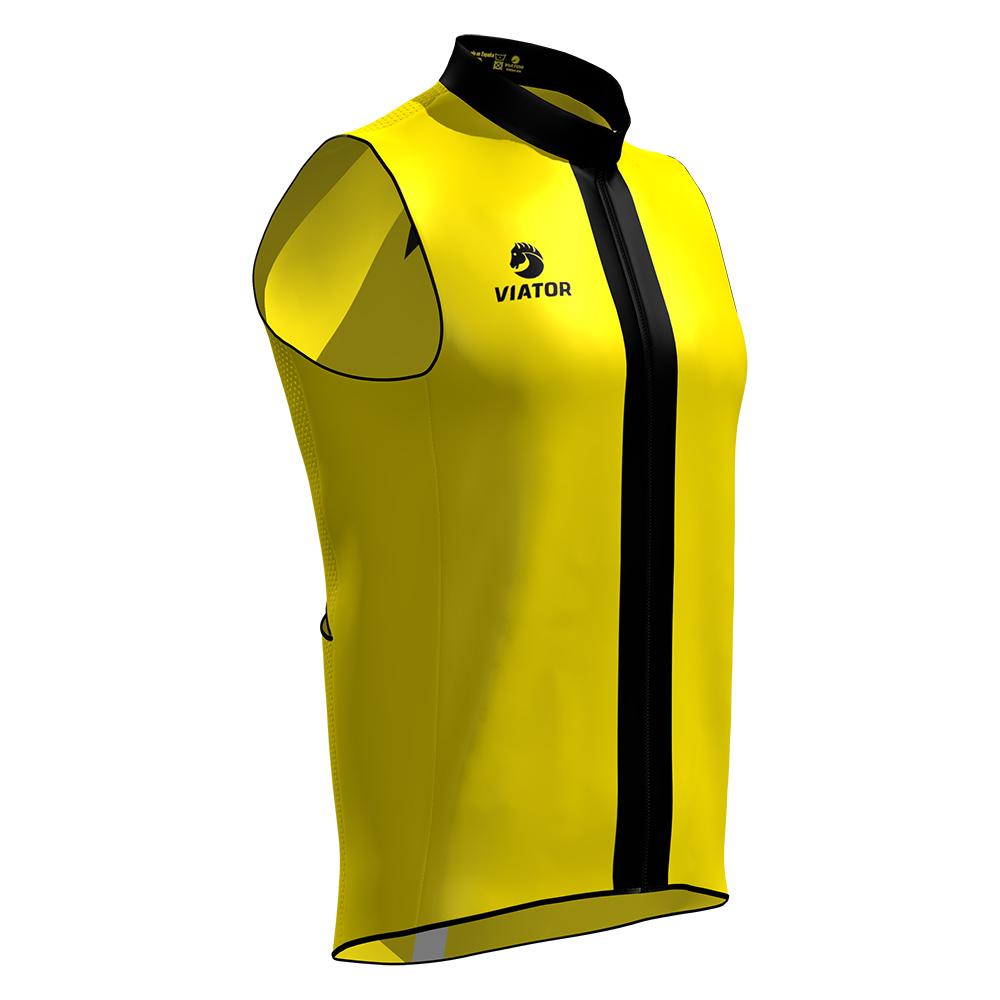 Chaleco Viator avantos amarillo 4