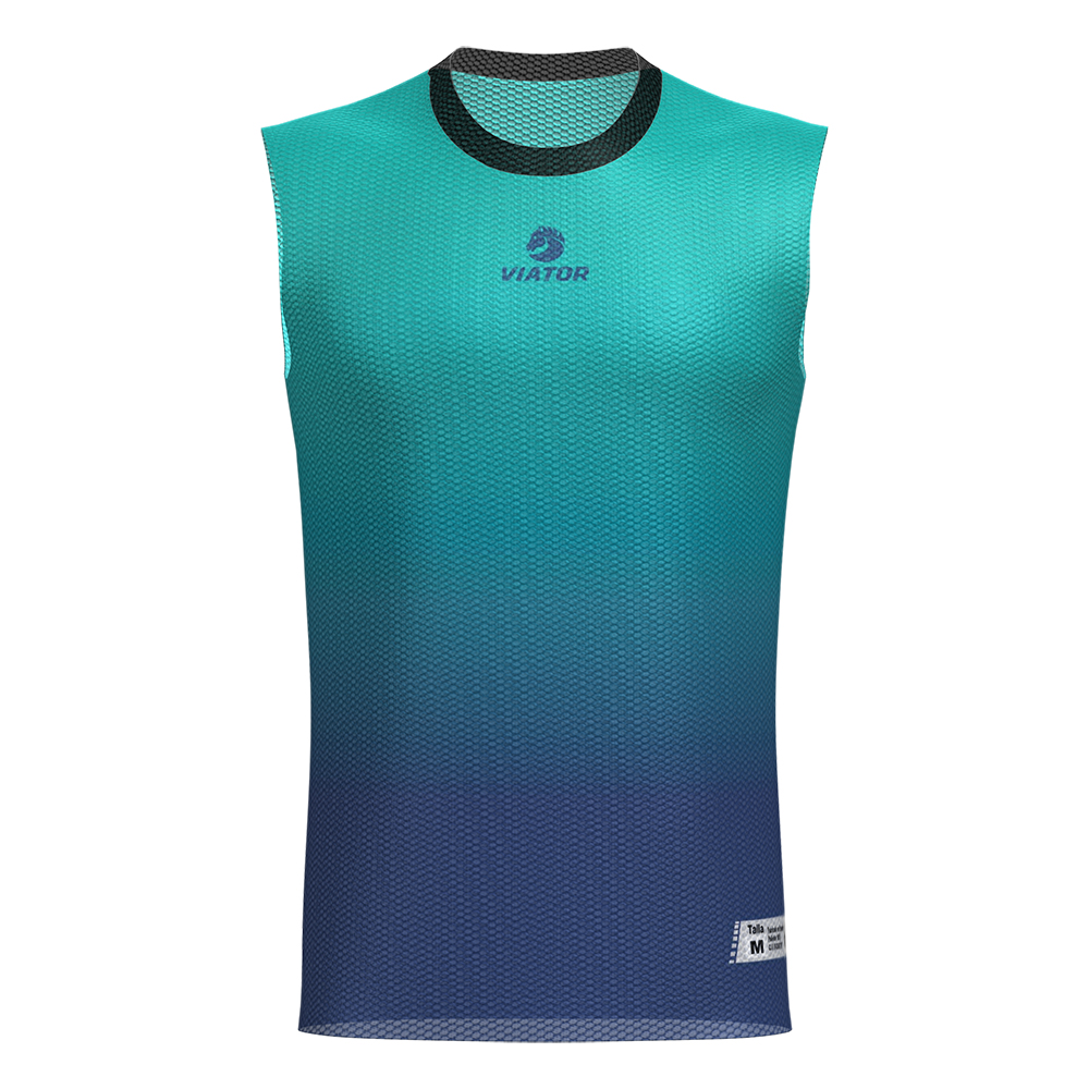 camiseta interior técnica ciclismo viator base layer 18