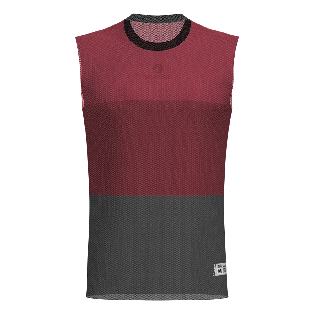 camiseta interior técnica ciclismo viator base layer 23