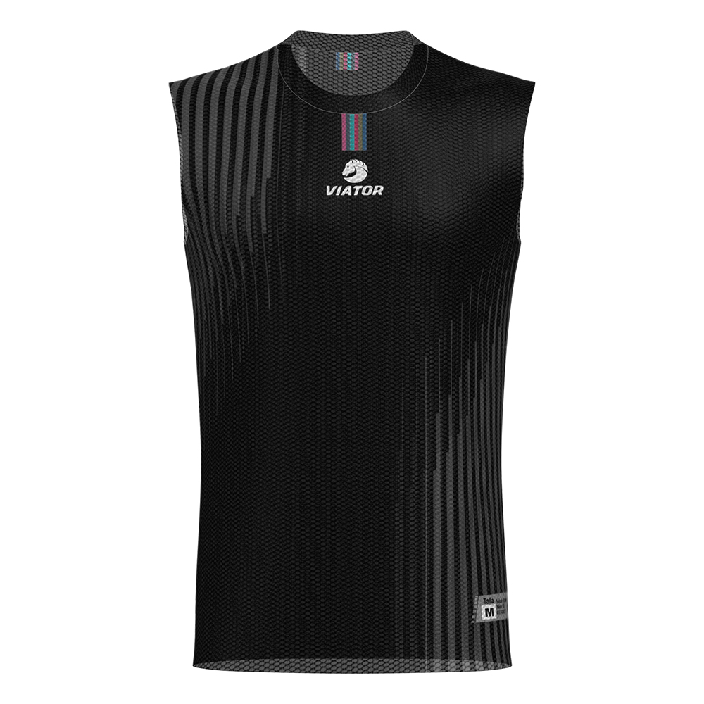 camiseta interior técnica ciclismo viator base layer 8