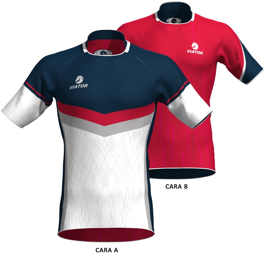 camiseta rugby viator 09 reversible 1