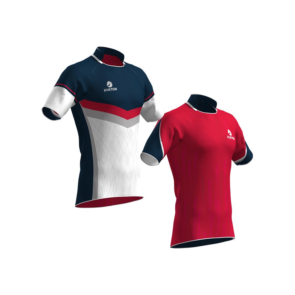 camiseta rugby viator 09 reversible 5