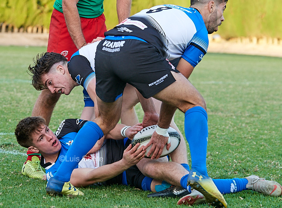 Rugby 7 Elche 2019