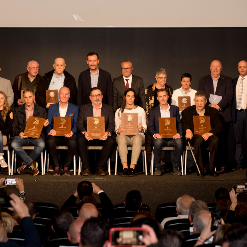 Viator recibe el premio Palmerar d'Elx 2019