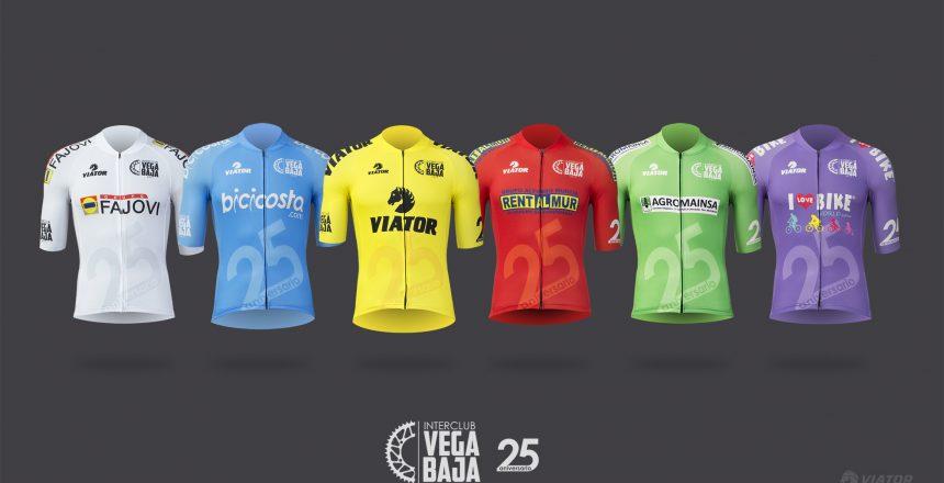 Conjunto maillots Interclub Vega Baja 2019