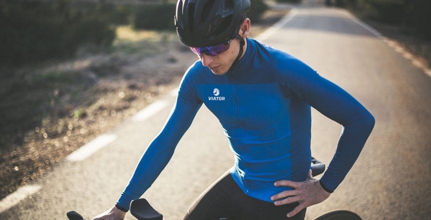 Nuevo maillot Viator Madeleine