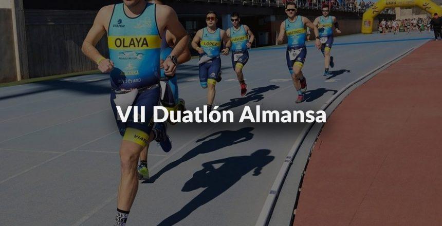 VII DUATLON ALMANSA